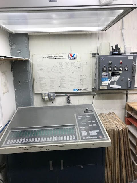 Komori Lithrone L-628