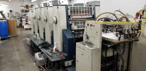 Show details for Komori Lithrone L426