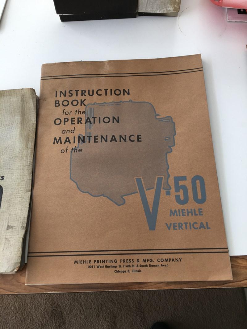 Miehle V-50