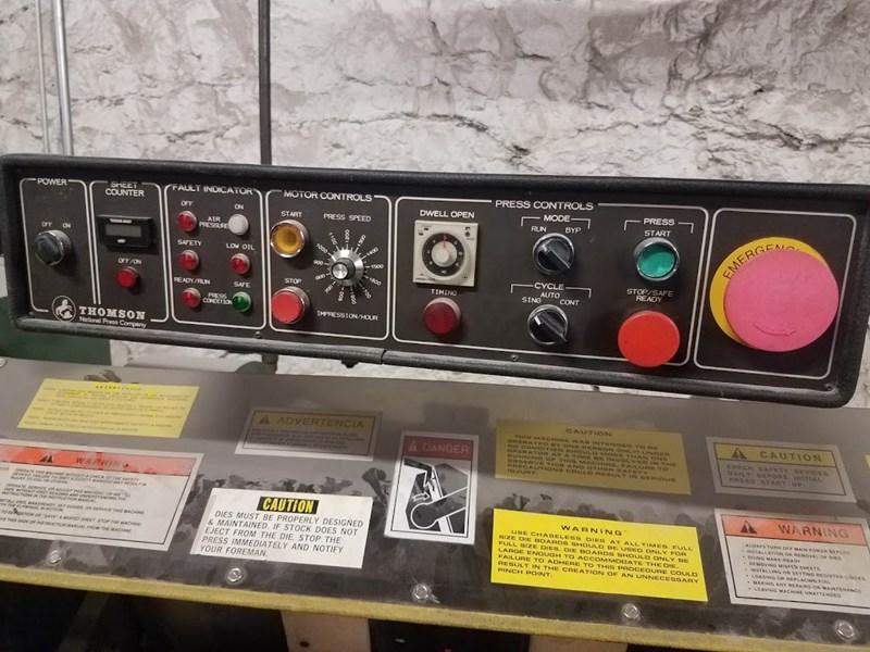 "Thomson Style 11-8-7FAC-DM 40"""