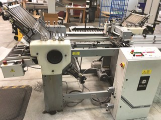 Baum/Stahl folder model  2020 Folding machines