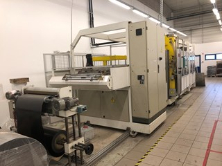 OMG OMF/PVE 50-PN-M  Plastic Tray Former Extrusion lines blown film and cast