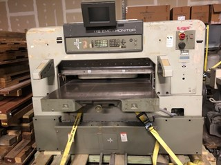 1988 Polar 115 EMC Mon Guillotines/Cutters