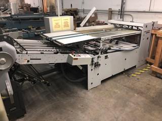 "Stahl 30"" Folder B30 4/4/4 Folding machines"