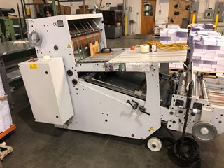Stahl SBP 66-MKE Folding machines