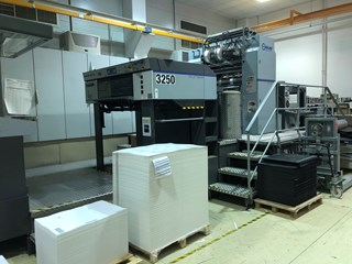 Steurer FBR 104 Hot Foil Machine PRESSES A DORER-GAUFRER