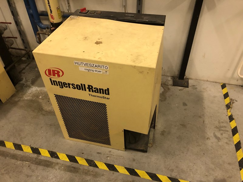 Ingersoll Sierra SL 37 Air Compressor with Dryer