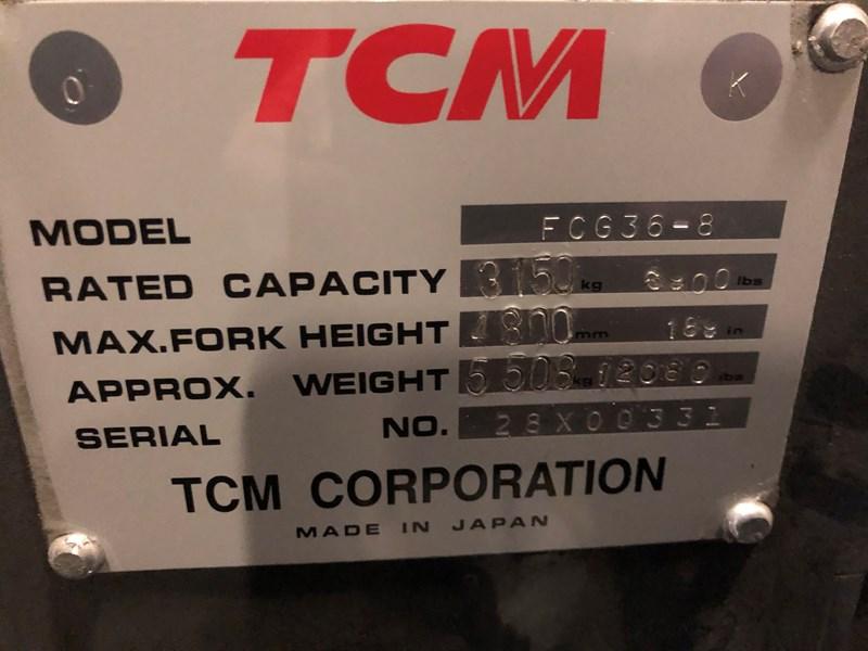 TCM FCG36-8