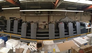 HEIDELBERG CD 74-8 Sheet Fed