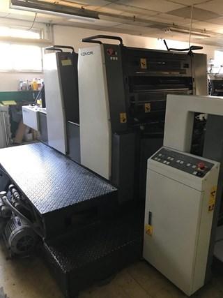 Komori GS -228 Offset de pliegos