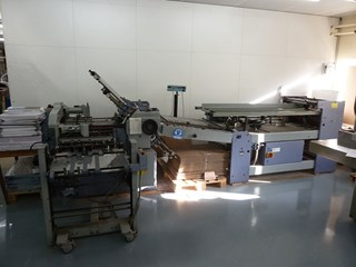 Stahl KC 66/4 KTL 折页机