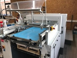 Kama TS 105 Die Cutters - Automatic and Handfed