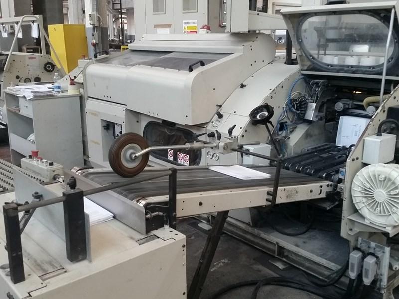 Meccanotecnica Uniplex with Aster 160
