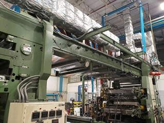 Comexi Flexostar Central Impression Press Flexographic Equipment