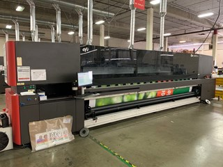 EFI Vutek 5R Digital Printing