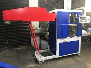 Rebuilt Gammerler® KL507 High Infeed Sheeters & Inline Finishing