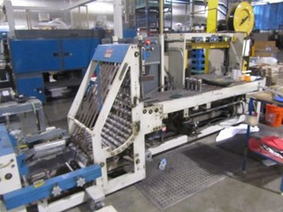 Butler® / Stacking Machine Company V-2000 Series Horizontal Stacker Bundler Stackers