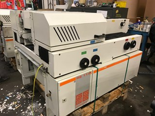 Gammerler RS114/530 Rotary Trimming Line Sheeters & Inline Finishing