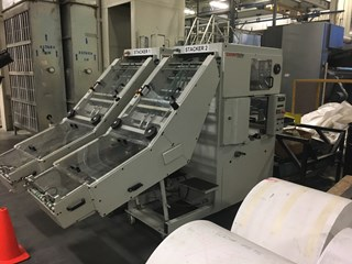 Reconditioned Gamm Tech STC70 Model Stackers STACKERS