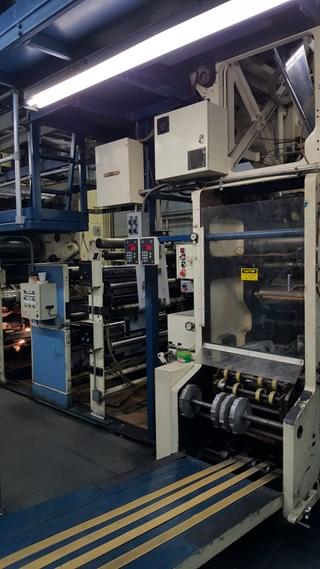 Hantscho Mark VI (5) Unit (2) Web Press Akzidenzmaschine