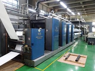 Harris M120C (2) Web Press Heatset