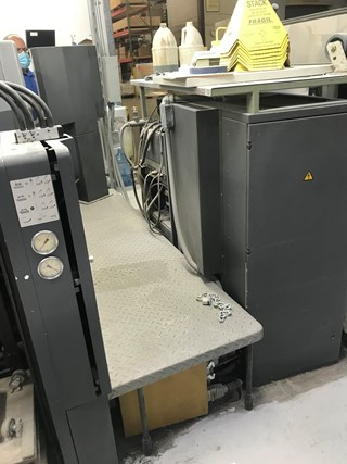 Heidelberg GTOZP-S Sheet Fed