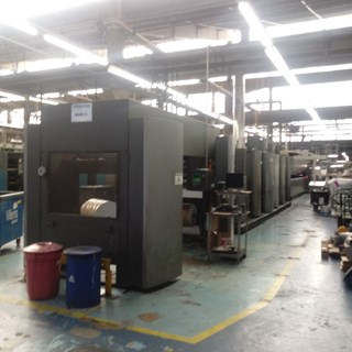 Heidelberg M600 Duplex 8 Unit  Press Prensas Rotativas Comerciales