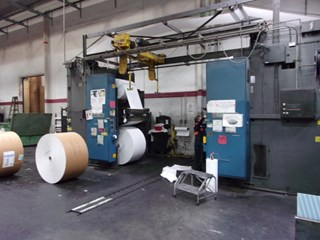 M600 B24 (8) Unit (2) Web (32) Page Press Heatset