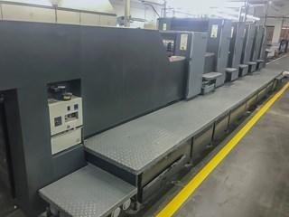 Heidelberg SM 74-5+LX 单张纸胶印机