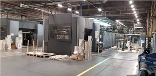 Heidelberg Sunday 2000 (8) unit (2) Web Press (Duplex) Heatset