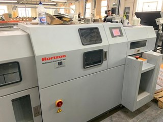 Horizon BQ 470 W/ PUR & HT-30C Trimmer Perfect Binders
