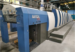 2014 KBA Rapida 106 Sheet Fed