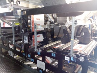 Kodak 6240 Ink Jet Print system Sheeters & Inline Finishing
