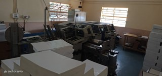 Kolbus DA 260 Casemaker Perfect Binders