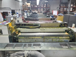 Komori L640+L Sheet Fed