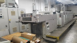 Man Roland R307 ML Sheet Fed