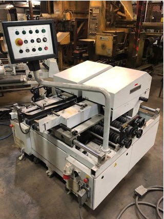 Rima RS 830/831 Rotary Trimming Line Three-knife-trimmers