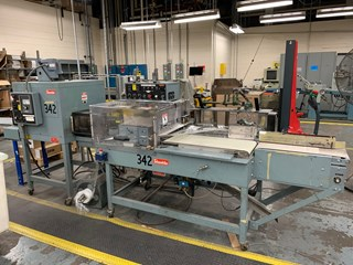 Shanklin Automatic Heat Sealer and Shrink Tunnel Packing Machines