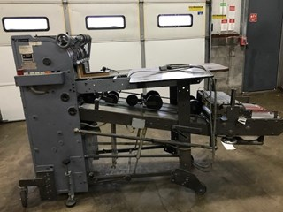 Stahl SBP 40 Delivery Pressing Stacker Folding Machines