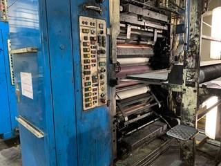 Toshiba 4BK2-750 (4) Unit (3) Web Press Heatset