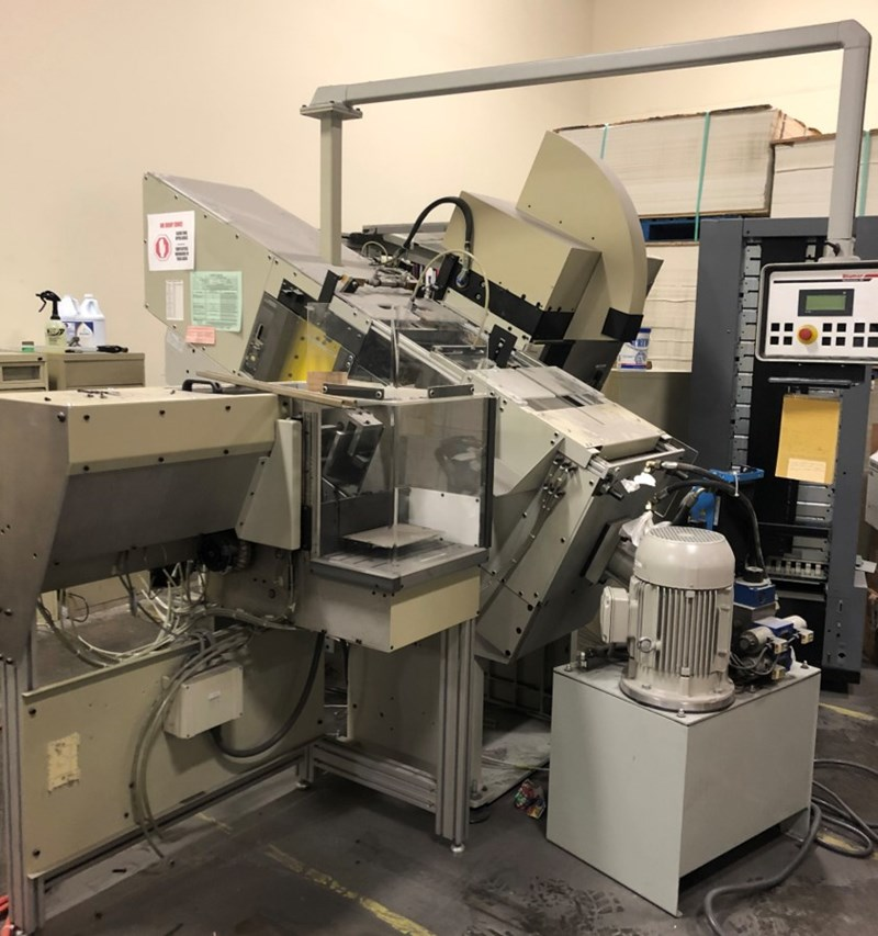 Show details for Atlas Blumer DG-35 Die Cutter
