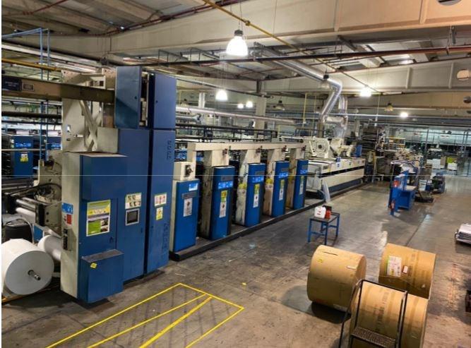 Show details for Heidelberg M1000B (4) Unit Press