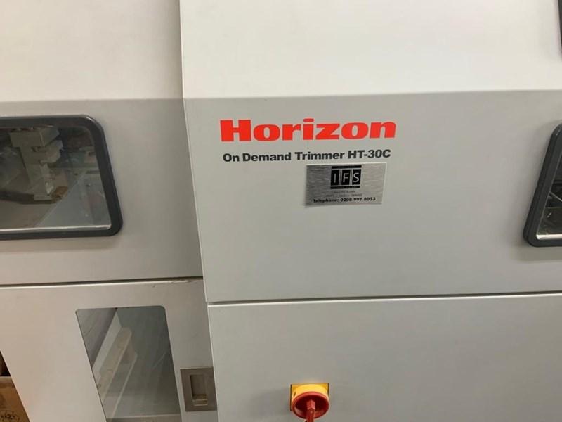 Horizon BQ 470 W/ PUR & HT-30C Trimmer