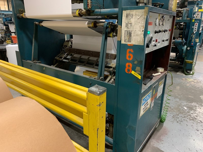 King Press (4) Unit (3) Web Press