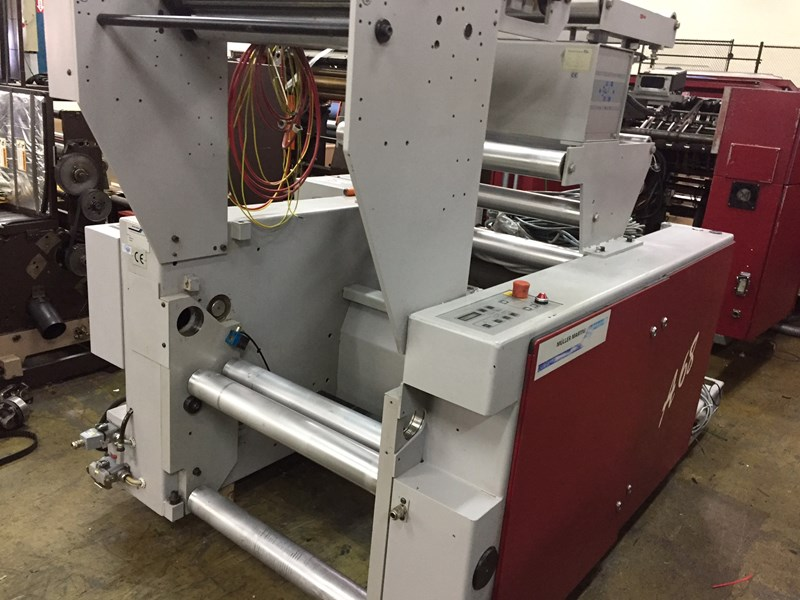 Muller Martini A68 10 Color UV Press