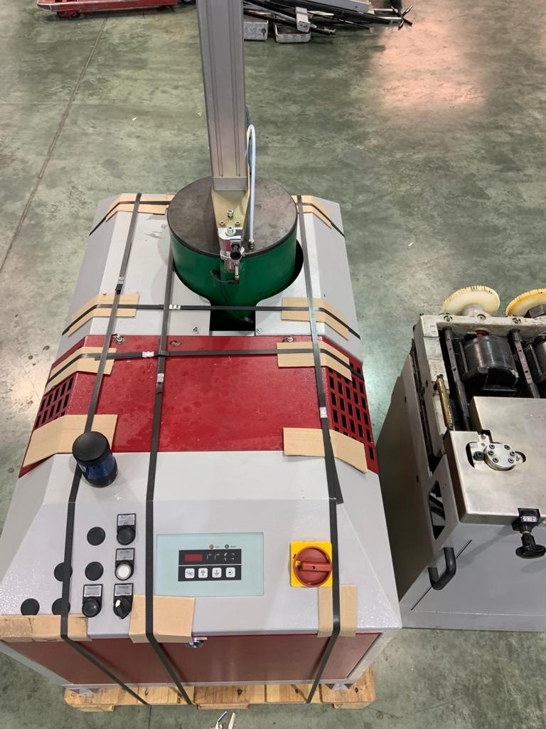 Show details for Rebuilt Müller Martini PUR System for Acoro Binders