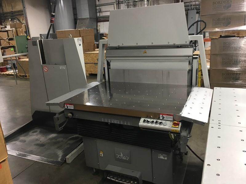 Polar 137 ED Paper Cutting System