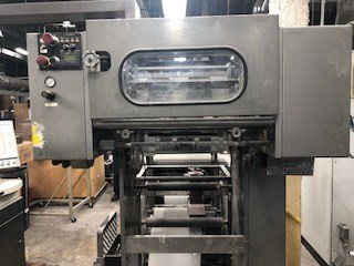 "Sanden® 5 Color 22"" Insert UV Press"