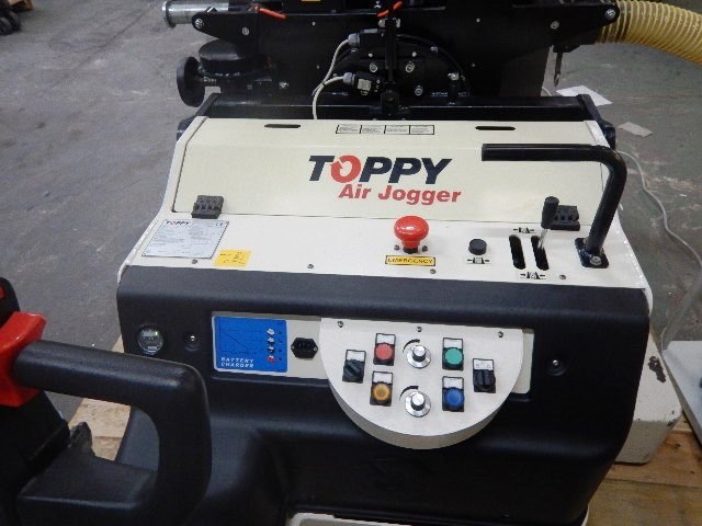 Toppy Pile Turner w/ Air Jogger- Demo Machine