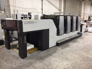 Komori G429 HUV Sheet Fed